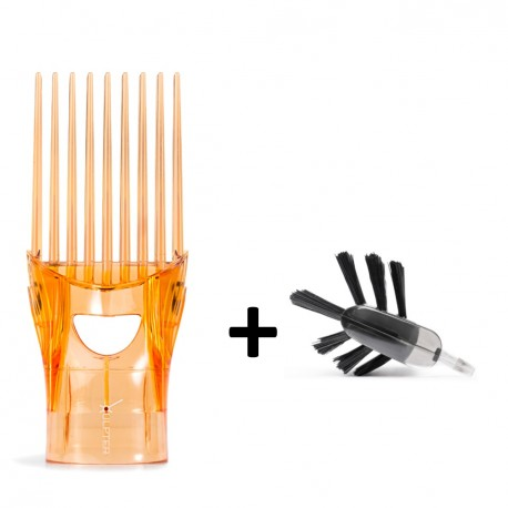 Xculpter diffuser with one brush